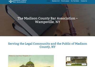 Madison County Bar Association