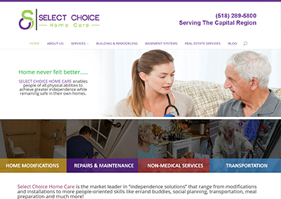 Select Choice Home Care