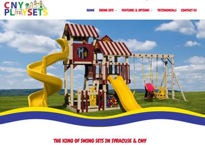 CNY Playsets