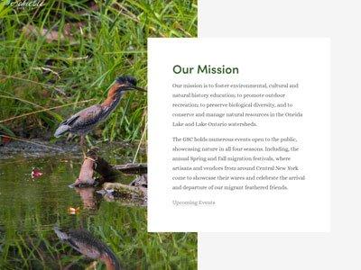 Great Swamp Conservancy Website